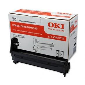 OKI - Svart - valsenhet - för OKI MC560dn,