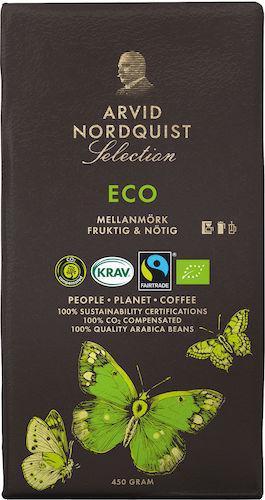 Kaffe Classic Ekologiskt 450g 12frp