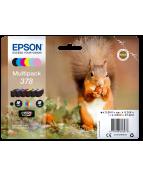Bläckpatron EPSON T3788 6-Färger 6/FP