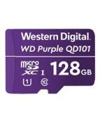 WD Purple SC QD101 WDD128G1P0C - Flash-minneskort - 128 GB