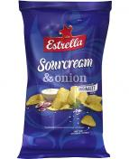 Chips ESTRELLA Sourcream 40g