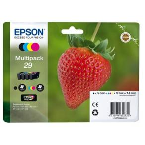 Bläckpatron EPSON C13T29861012 CMYK 4/F