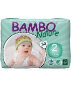 Blöja BAMBO Nature Mini 3-6 kg 30/FP