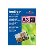 Fotopapper BROTHER BP60 A3 145g 25/FP