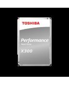 "Toshiba X300 Performance - Hårddisk - 14 TB - inbyggd - 3.5"""