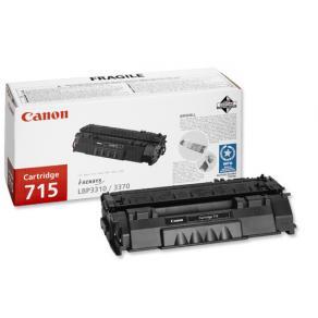 Canon 715 - Svart - original - tonerkassett