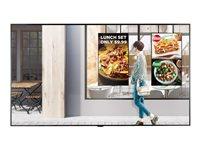 "LG 75XS2E-B - 75"" Klass (74.52"" visbar) LED-skärm - digital"