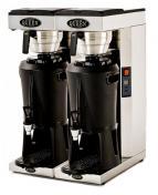 Kaffebryggare Coffee Queen Mega Gold A X2, automatiskt vatten