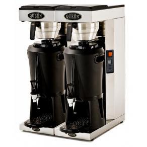 Kaffebryggare CREM Coffee Queen Mega Gold A X2, automatiskt vatten