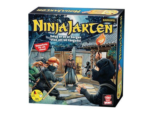 Spel Ninja Jakten