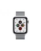 Apple Watch Series 5 (GPS + Cellular) - 44 mm - rostfritt stål