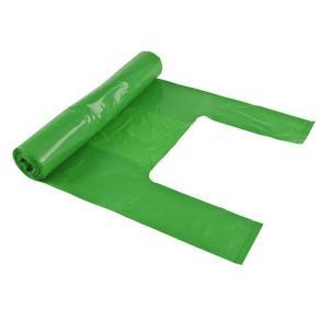 Papperskorgspåse Polyprima 30L Grön, 35my, 25/rl