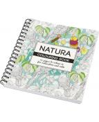 Målarbok Natura antistress
