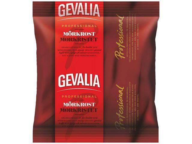 Kaffe GEVALIA Professional Ebony, 90g, 48/FP