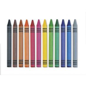 Vaxkrita, 12 färger