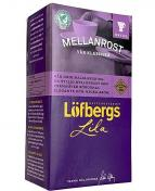 Kaffe LFBERGS mellanrost brygg 500g