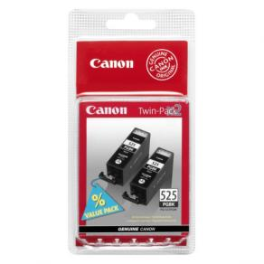 Canon PGI-525PGBK Twin Pack - 2-pack - svart