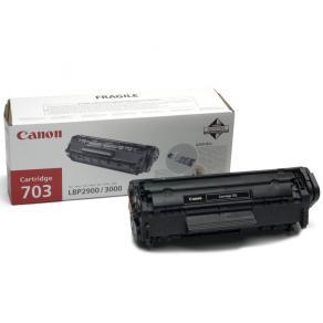 Canon 703 - Svart - original - tonerkassett