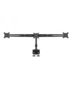 "Multibrackets M VESA Desktopmount Triple Desk Clamp 15""-24"""