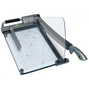 Skärmaskin REXEL A4+ CL410 Laser, giljotin 390mm, 25ark