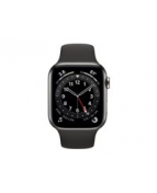 Apple Watch Series 6 GPS + Cellular, 40mm Graphite Stainless