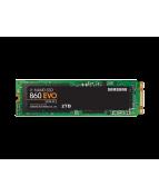 Samsung 860 EVO MZ-N6E2T0BW - Solid state drive
