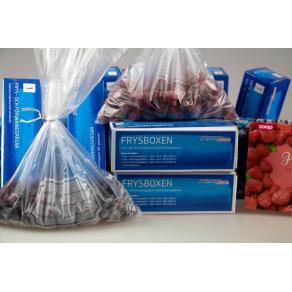 Fryspåse Förslutningsbar HDPE Multipack, 2/3/5L, 95 påsar