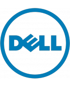 Dell - Nätverksadapter - USB-C - Gigabit Ethernet - svart - för