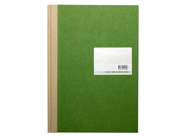Bokföringsbok 153A, A4, linjerat, 120 sidor