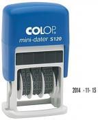 Stämpel Datum COLOP Mini-Dater S120