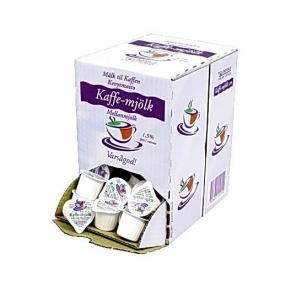 Kaffemjölk och kaffegrädde - Kaffemjölk 16ml 100/FP