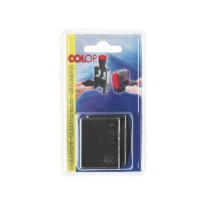 Dynkassett Colop E2100 Svart, 2/fp