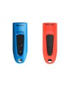SanDisk Ultra - USB flash-enhet - 32 GB - USB 3.0 (paket om 2)