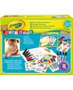Målar och stickers Kit CRAYOLA 28/fp