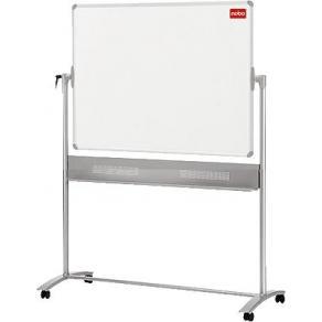 Whiteboardtavlor mobil - Whiteboardtavla vändbar/mobil 120x90cm
