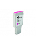 HP 727 - 300 ml - pigmentbaserad magenta