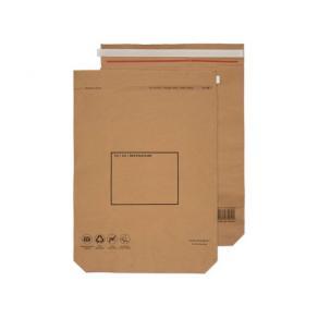 E-Handelspåse papper 600x480x80mm 50/FP