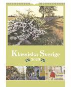 Väggkalender Klassiska Sv.