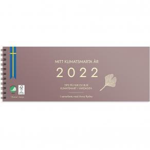 Stor Plankalender - Mitt klimatsmarta år 2022