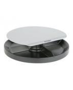 Kensington Spin2 Monitor Stand with SmartFit System - Ställ för
