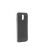 Insmat C&S Style - Baksidesskydd för mobiltelefon - kol - för