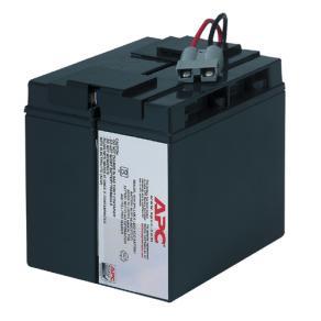 APC Replacement Battery Cartridge #7 - UPS-batteri - 1 x