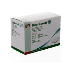 Förband SUPRASORB C 0,8x8x12cm 5/FP