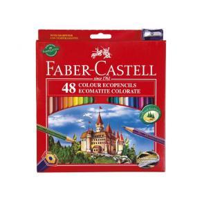 Färgpenna FABER-CASTELL 12 x 12 färger