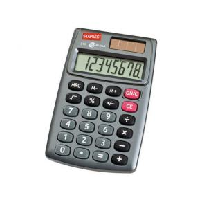 Miniräknare STAPLES 510