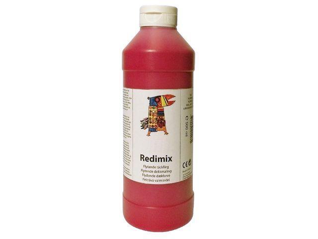 Redimix Primärröd-Mörkröd, 500ml