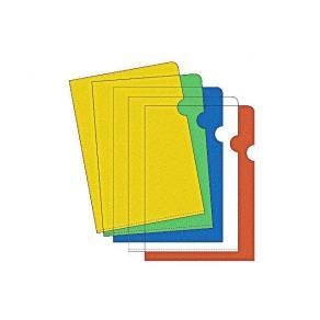 Aktmapp A4 Rainbow, kopiesäker, 0,12mm, 100st
