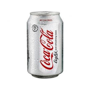 Coca-Cola Light, burk, 33cl, 24st