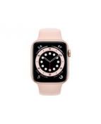 Apple Watch Series 6 (GPS) - 44 mm - guldaluminium - smart
