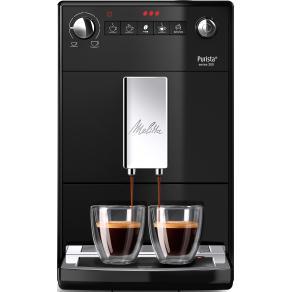 Kaffemaskin Purista svart